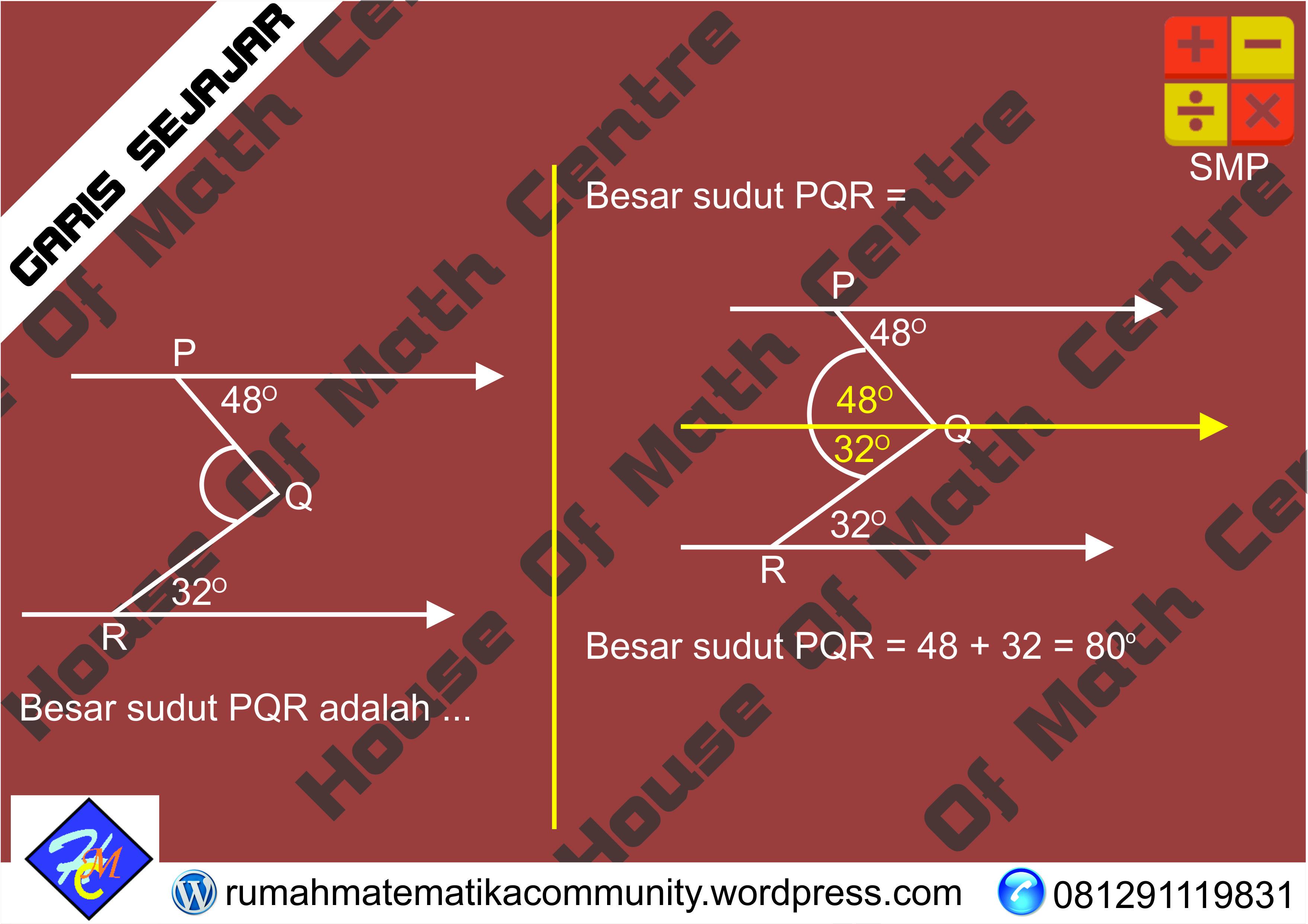 Trik Dasar Matematika Asik   House of Math Centre